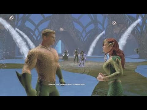 DCUO SSR RAID NATURE HEALING GAME PLAY