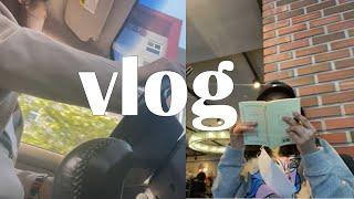 [구오름 vlog] 초보운전 브이로그, 차량용품 하울,…