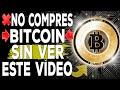 ⚠️Aviso: NO inviertas en Bitcoin sin ver este vídeo primero | 6 claves para entender la subida