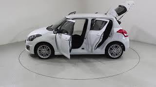 Suzuki Swift 1.6 Sport 5dr (+Nav) FROM USED CARS OF BRISTOL HJ15 PNV Video