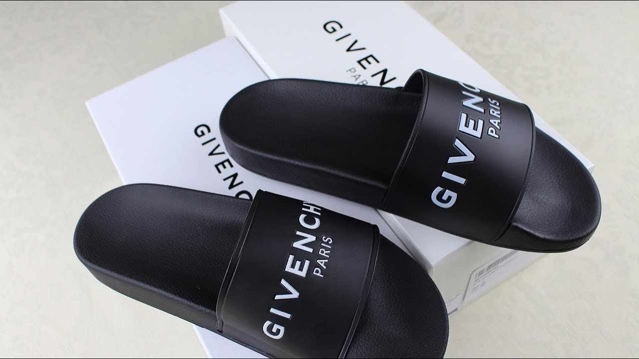 487c78515 HOW TO SPOT FAKE GIVENCHY SLIDES