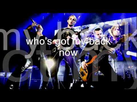 Creed - Who's Got My Back [lyric video]