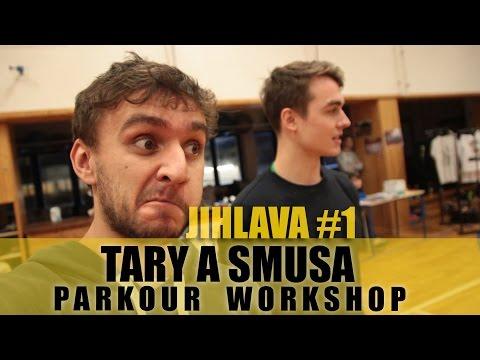 TARY A SMUSA PARKOUR WORKSHOP | JIHLAVA #1