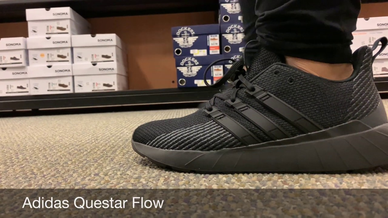 Don't buy the Adidas Questar Flow til you've seen this
