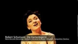 Robert Schumann: Die Kartenlegerin