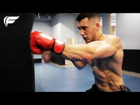 Вопрос: Как хорошо потренироваться с боксерской грушей?