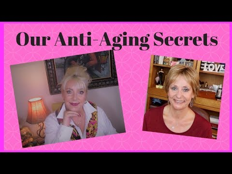 MY ANTI-AGING SECRETS - Collab w/Monika McGillicuddy - Fabulous Over 50