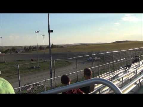Southwest Speedway Pure Stocks 8-6-16