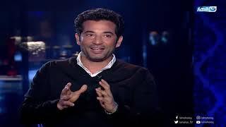 بالفيديو- عمرو سعد: زويل اختارني لتقديم قصة حياته وهذه علاقة أحمد زكي بالفيلمنهال ناصر