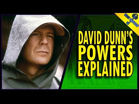 David Dunn's Powers Explained | Unbreakable