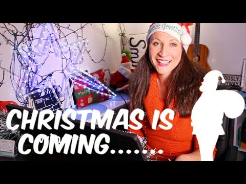 Christmas Is Coming!  Original Song