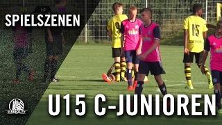Borussia Dortmund - Hamburger SV (U15 C-Junioren, Blitzturnier in Eichede) - Spielszenen