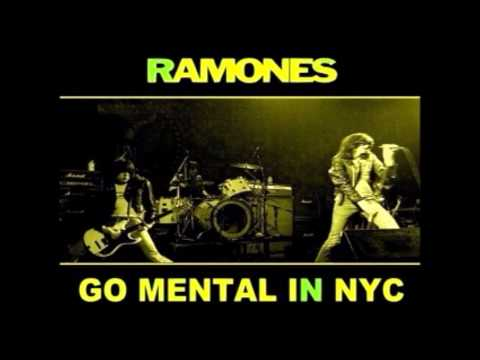 Ramones - Go Mental,Shock Treatment & Be Sedated (Live New Year's Eve '79 NYC FM)