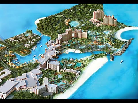 Atlantis Paradise Island Resort, Bahamas - Best Travel Destination