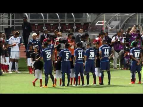 AREMA JUARA Piala Presiden 2017