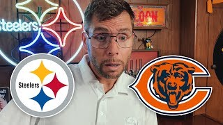 Dad Reacts to Steelers vs Bears (Week 3)