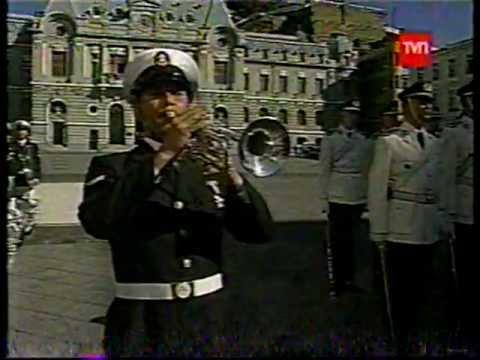 Armada de Chile:Ceremonia Naval-21 de Mayo 2005 Valparaíso