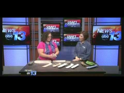 Incense Holder - WLOS Craft Corner - February 27, 2014