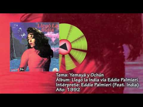 Expresión Latina: (1992) Eddie Palmieri (Feat. India) - Yemaya y Ochun