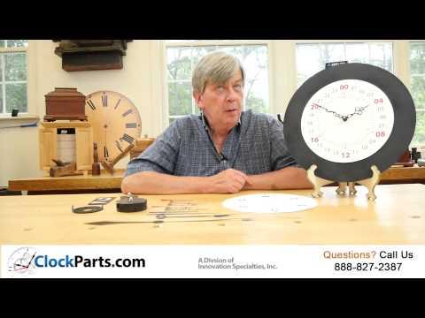 24 Hour High Torque Clock Motor