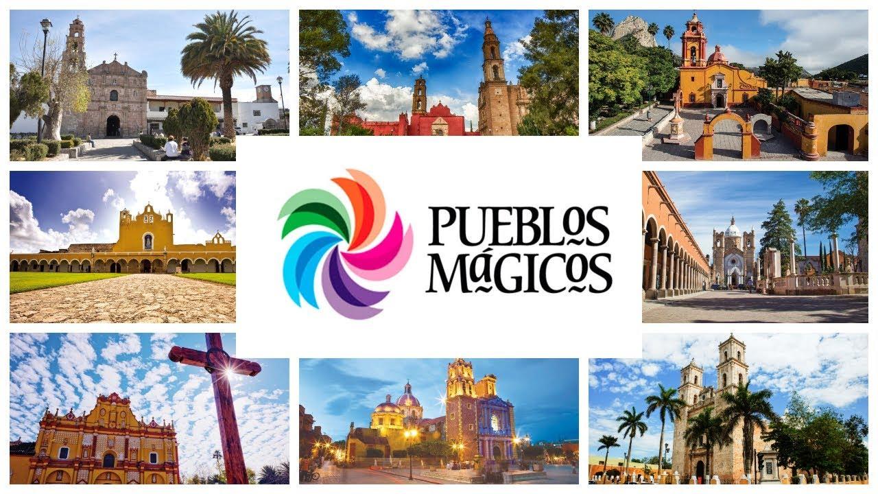 Todos los Pueblos Mágicos de México - YouTube