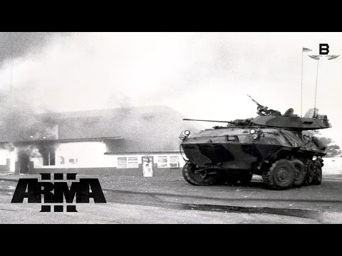 No Driving License But Still A Bad Driver - Arma 3 LAV OP Gameplay
