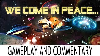 We Come in Peace... - Gameplay and Commentary - Oculus Go Getters