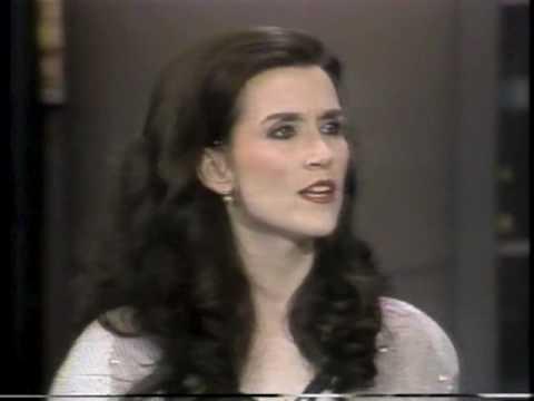 Marilyn Mach Vos Savant on Late Night, March 11, 1986