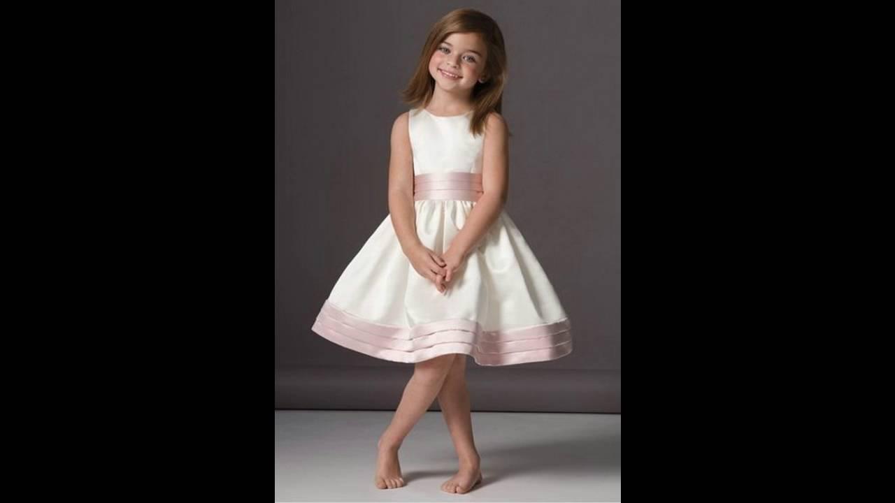 Modelos vestidos de fiesta para ninas