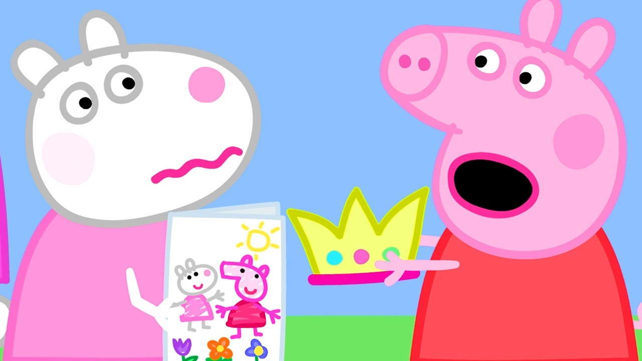 Kids Videos Peppa Pig New Episode 750 New Peppa Pig