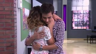 Violetta 2 - Szczera rozmowa. Odcinek 51. Oglądaj tylko w Disney Channel!