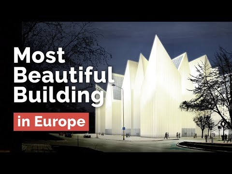 Szczecin Philharmonic, The Most Beautiful Building In Europe