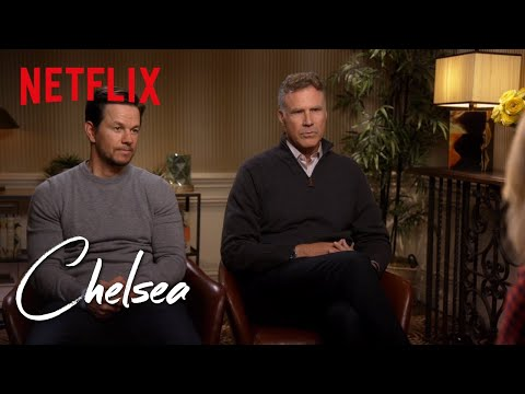 Thumbnail: One Word Answers with Will Ferrell and Mark Wahlberg | Chelsea | Netflix