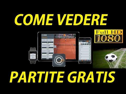 Come Vedere Partite In Streaming Gratis In Diretta Per Tutti I Dispositivi!!! Calcio Tennis Basket