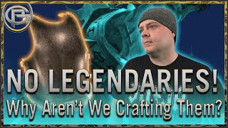 Did You Goof? - Why Aren't The Geeks Crafting Legendaries?