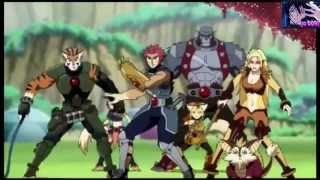 Descarga Thundercats 2011 Latino (Mega)(Links 2015)