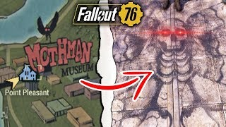 Fallout 76 | What Happens if You Nuke Point Pleasant? (Fallout 76 Secrets)
