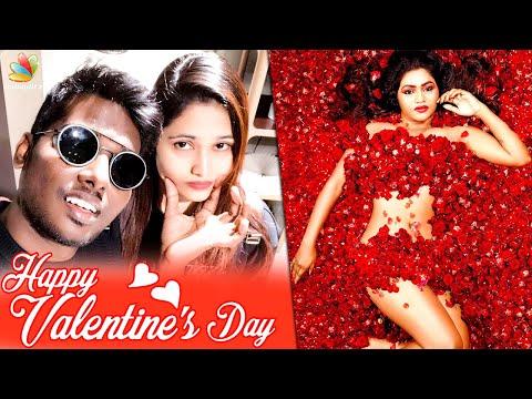 Atlee's Valentine's Day With Kutty Story | Master | Vishnu Vishal, Sandy, Shalu Shamu