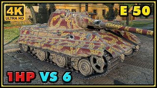 World of Tanks | E 50 - 11 Kills - 9,1K Damage - 1 VS 7 Gameplay