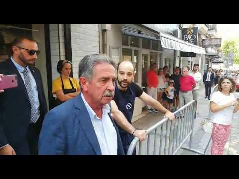 Así ha recriminado Revilla al hombre que ha insultado a Pedro Sánchez