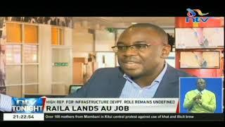ODM says AU appointment will not stop Raila Odinga from politics