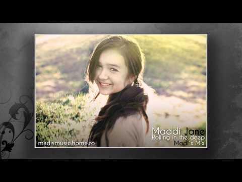 Maddi Jane - Rolling in the deep (Madi`s Mix) [HD]