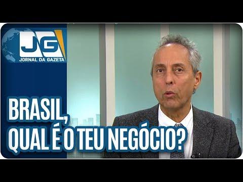 Bob Fernandes / Brasil, qual é o teu negócio? Qual o nome do   teu sócio?