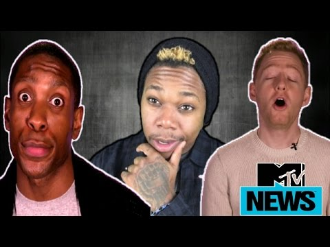 Some Black Guy Defends White Guys from MTV (Resolutions 2017)