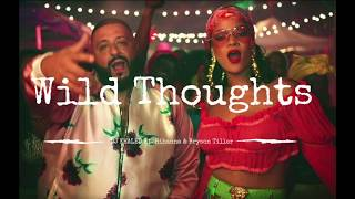 DJ KHALED - Wild Thoughts Instrumental Remake with Hook (Karaoke)