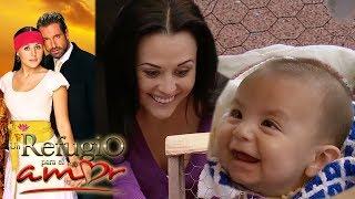 Un refugio para el amor - C.141: Luciana no reconoce a su bebé