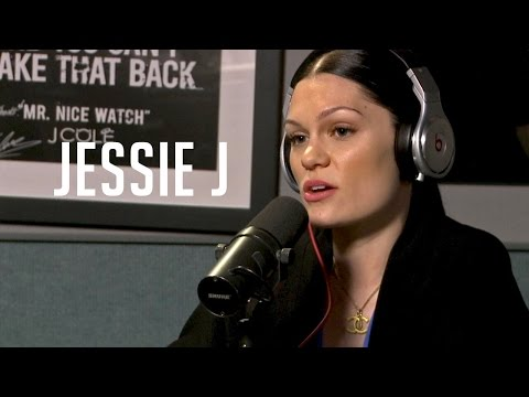 Jessie J talks having #1 song, loving to Dutty Wine and being crazy!