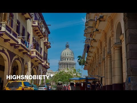 The Highsnobiety Guide to Havana, Cuba, with Havana Club Rum, Pt. II