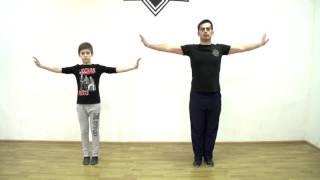 Обучающий видео курс армянских танцев. Уроки Армянских танцев № 3