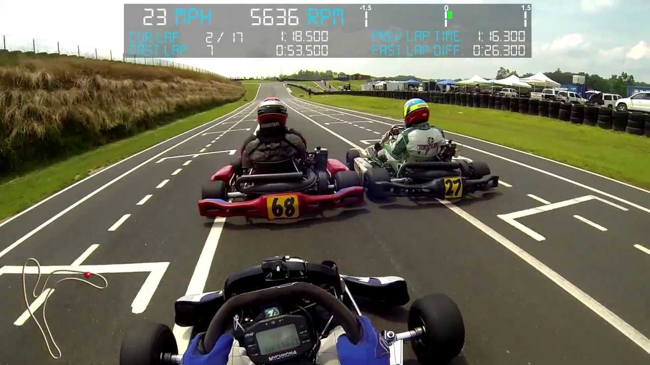 Go Karts Atlanta Ga >> Atlanta Motorsports Park Kart Race 4 Tag 87 Danny Kay With Dashware